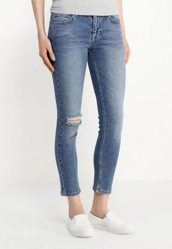 Зауженные джинсы adL 15328317000: изображение 4