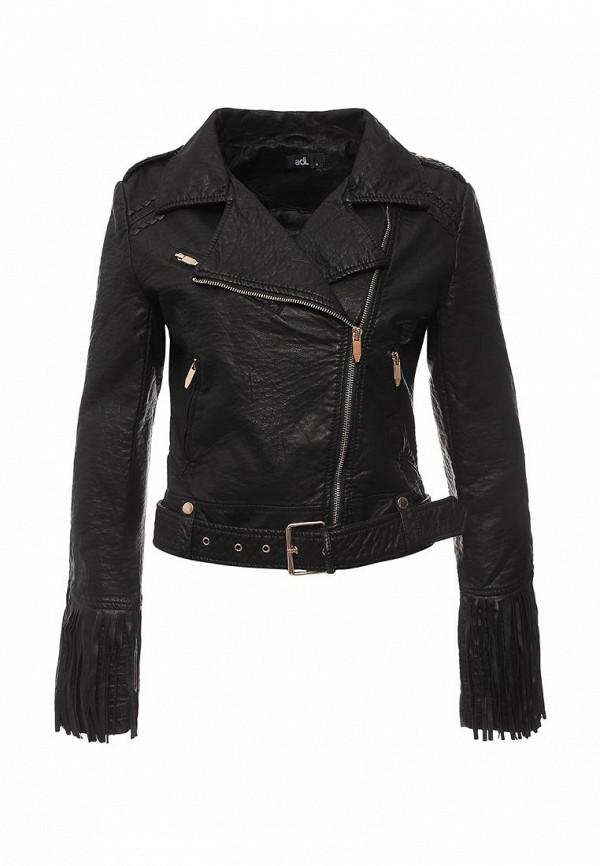 Кожаная куртка adL 15228471001