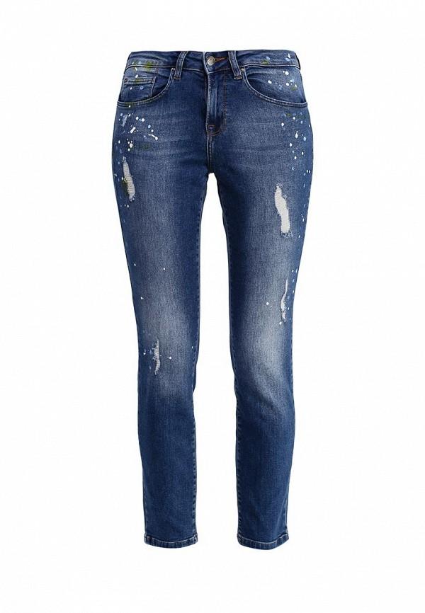 Зауженные джинсы adL 153W9428000: изображение 1