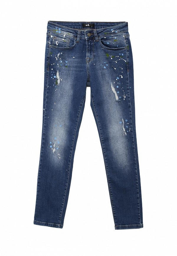 Зауженные джинсы adL 153W9428000: изображение 2