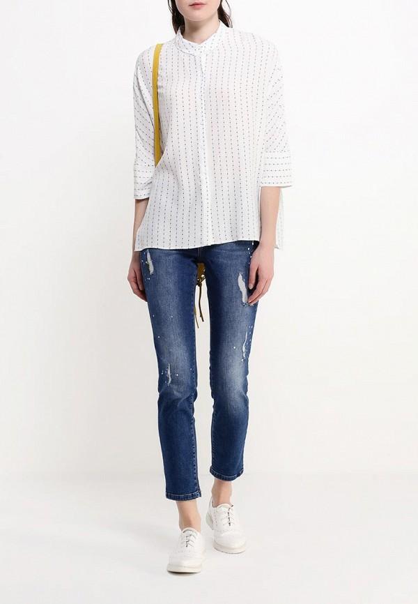 Зауженные джинсы adL 153W9428000: изображение 3