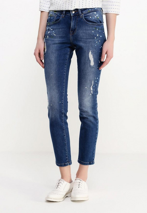 Зауженные джинсы adL 153W9428000: изображение 4