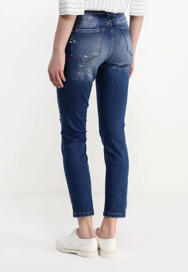 Зауженные джинсы adL 153W9428000: изображение 5