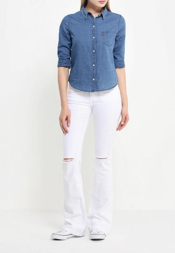 Широкие и расклешенные джинсы adL 153W9426000: изображение 3