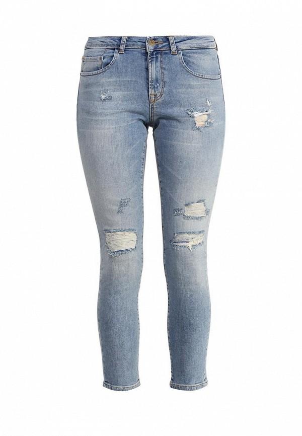 Зауженные джинсы adL 15328337000