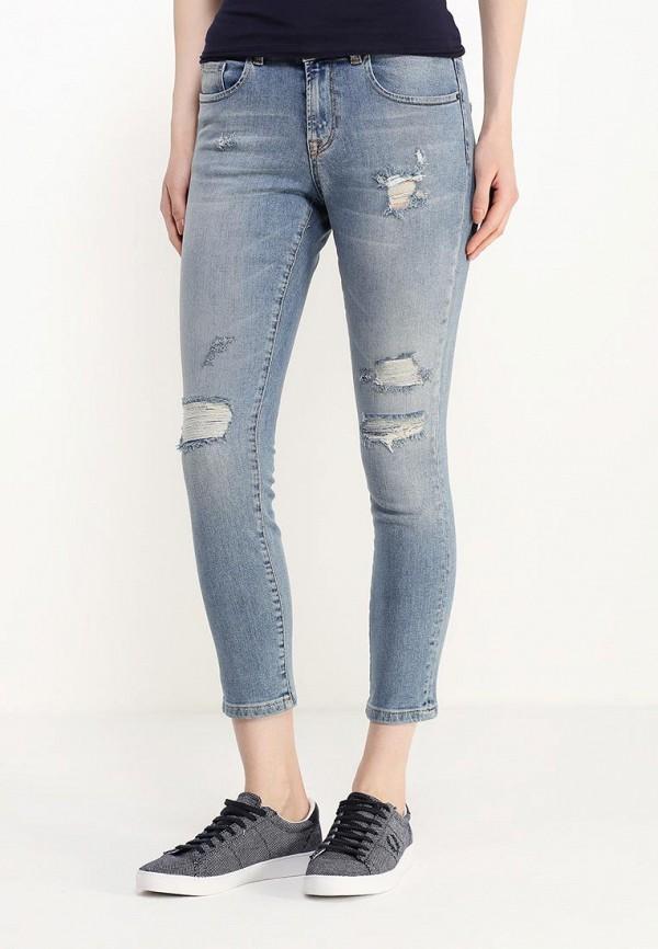 Зауженные джинсы adL 15328337000: изображение 3