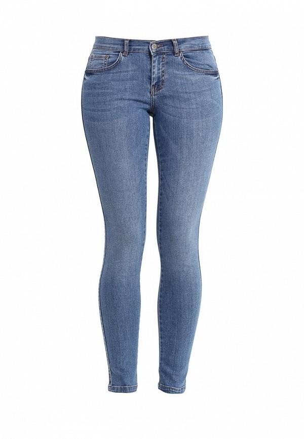 Зауженные джинсы adL 153W9431000