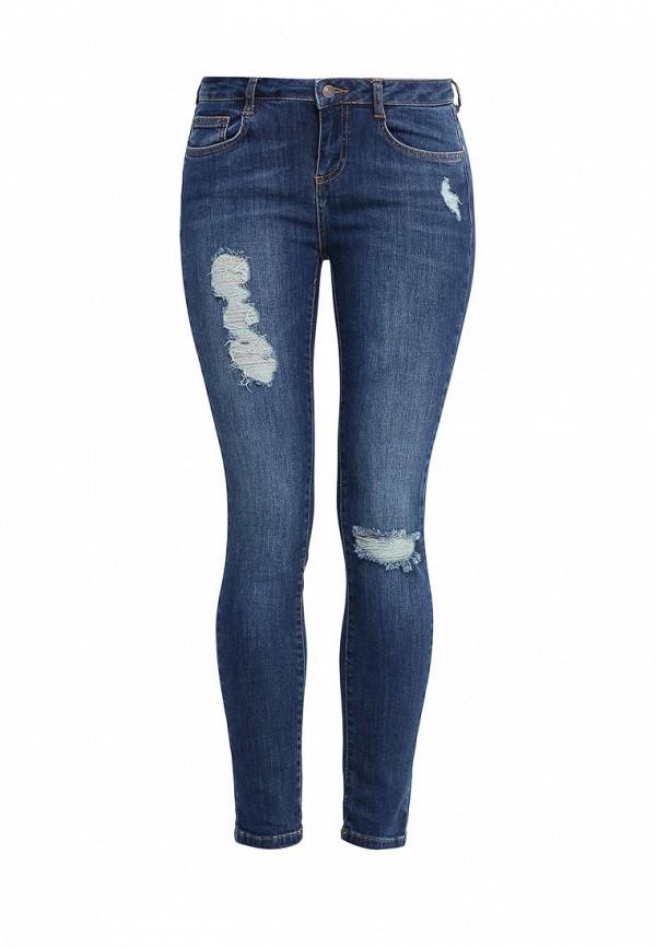 Зауженные джинсы adL 15328323000