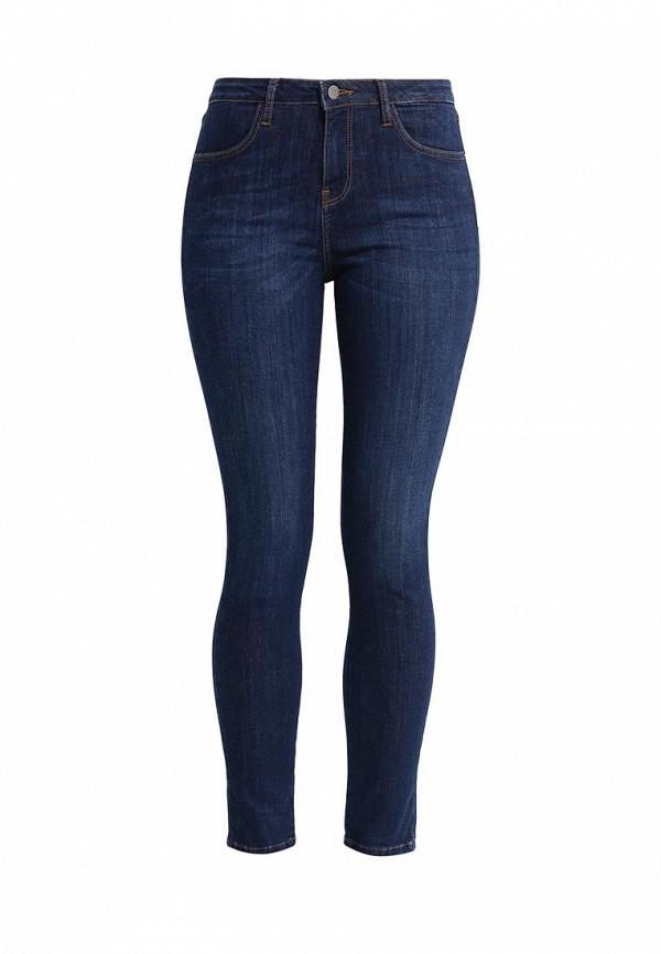 Зауженные джинсы adL 15328421000