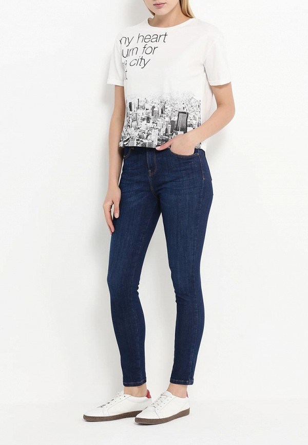 Зауженные джинсы adL 15328421000: изображение 6