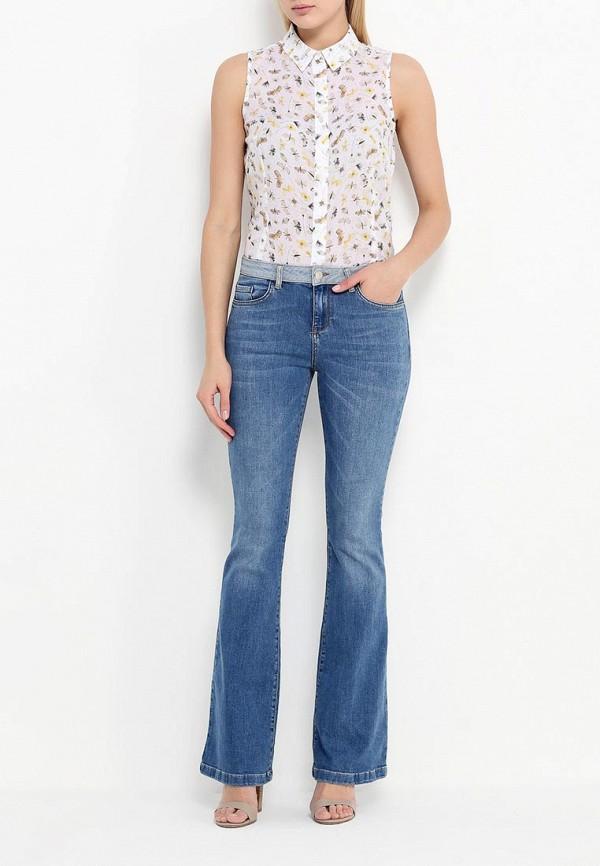 Широкие и расклешенные джинсы adL 153W9427000: изображение 2