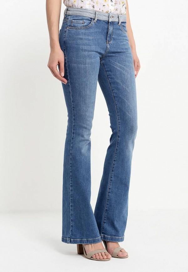 Широкие и расклешенные джинсы adL 153W9427000: изображение 3