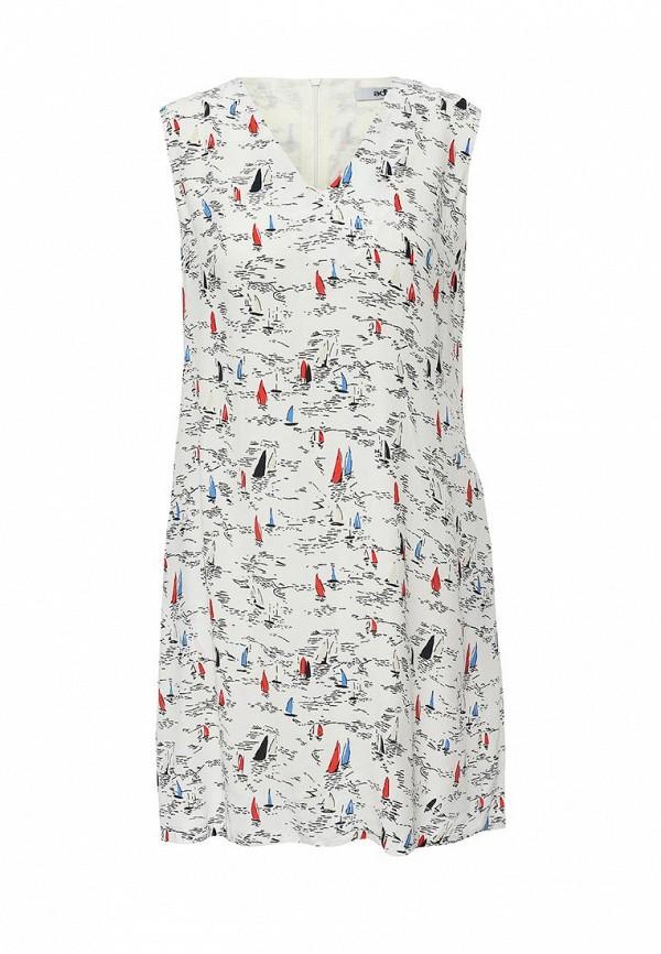 Платье-миди adL 124W9147000: изображение 1
