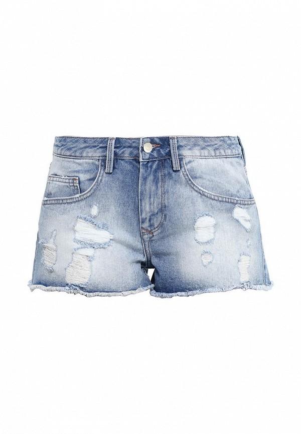 Женские джинсовые шорты adL 17028339000: изображение 1