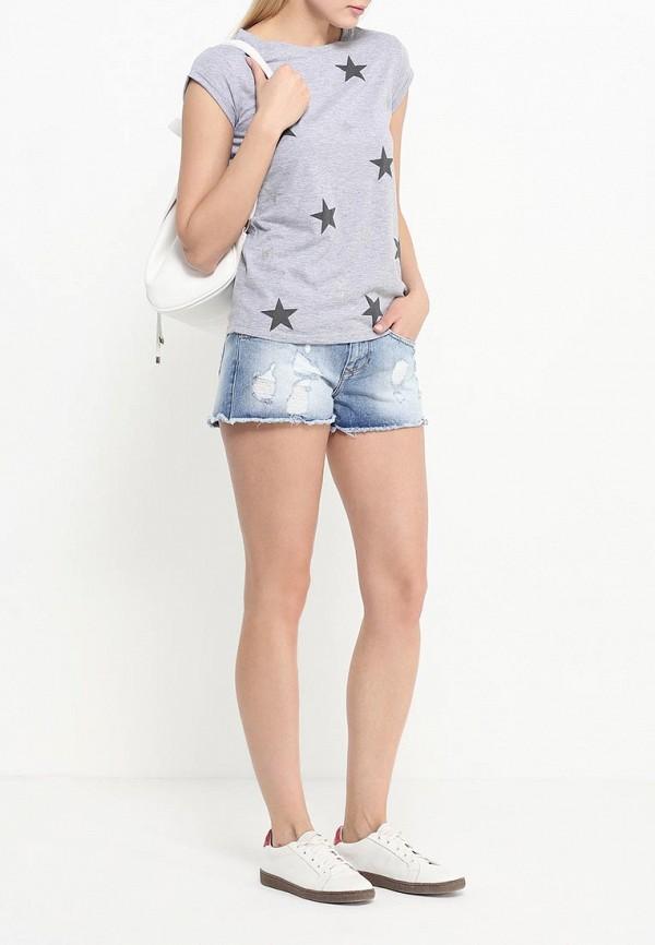 Женские джинсовые шорты adL 17028339000: изображение 2