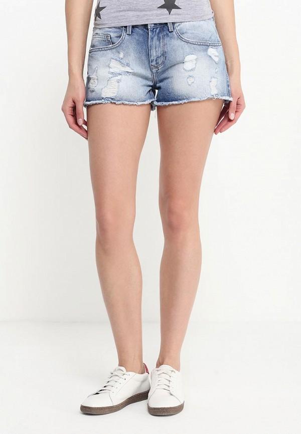 Женские джинсовые шорты adL 17028339000: изображение 3