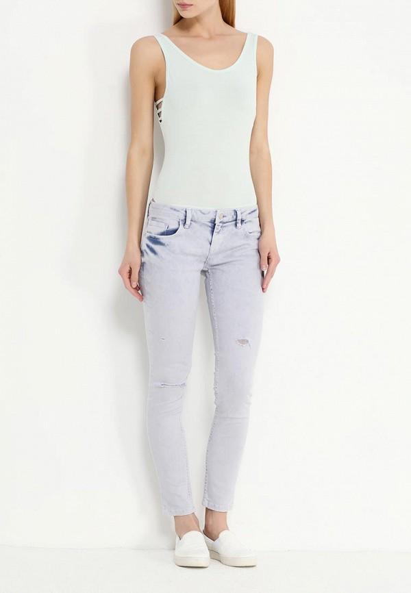 Зауженные джинсы adL 15328327000: изображение 2
