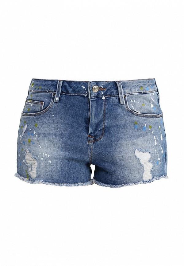 Женские джинсовые шорты adL 170W9432000: изображение 1
