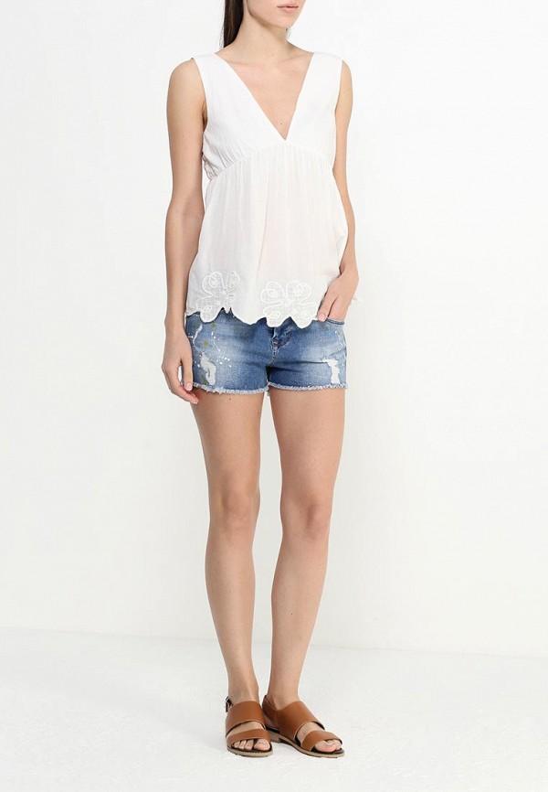 Женские джинсовые шорты adL 170W9432000: изображение 2