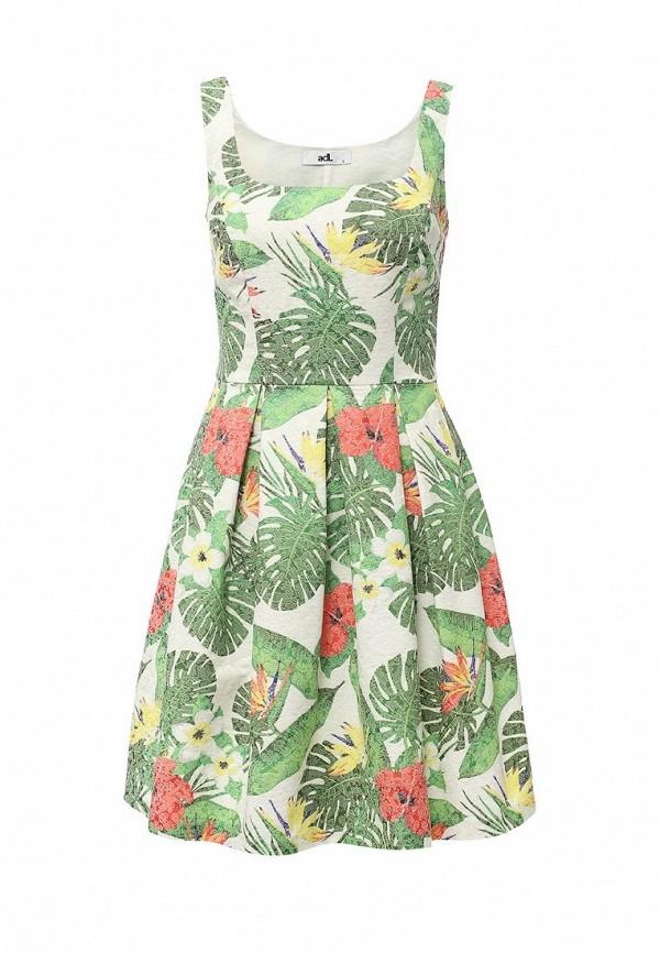 Платье-миди adL 12423302009: изображение 1