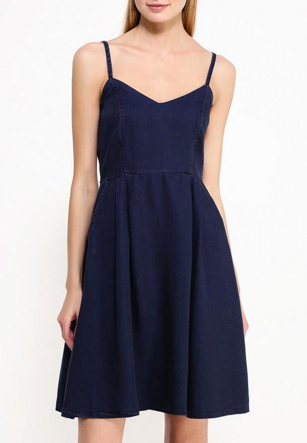 Платье-мини adL 12428633000: изображение 3