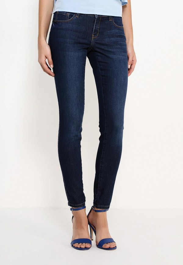 Зауженные джинсы adL 15316426151: изображение 3