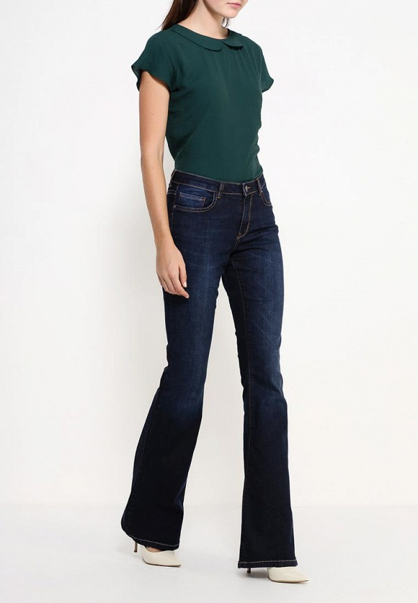 Широкие и расклешенные джинсы adL 153W9473001: изображение 2