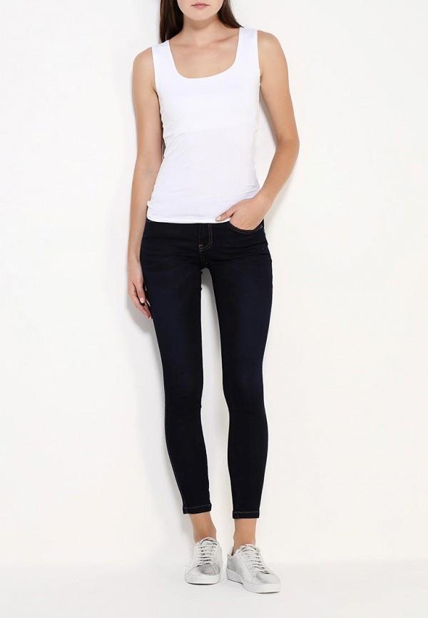 Зауженные джинсы adL 153W9534000: изображение 2