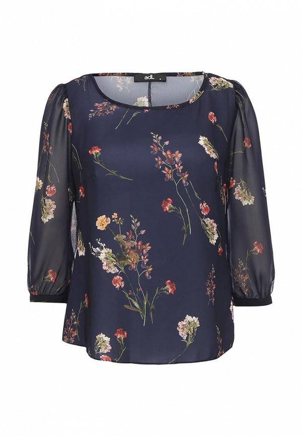 Купить Блуза adL, adL AD006EWLXE26, синий, Осень-зима 2016/2017