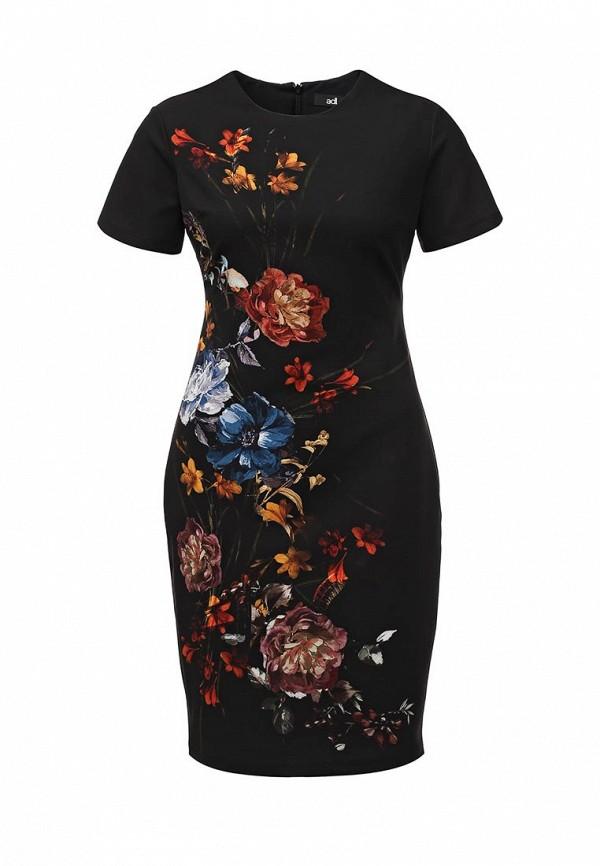 Платье-миди adL 12428123003: изображение 1