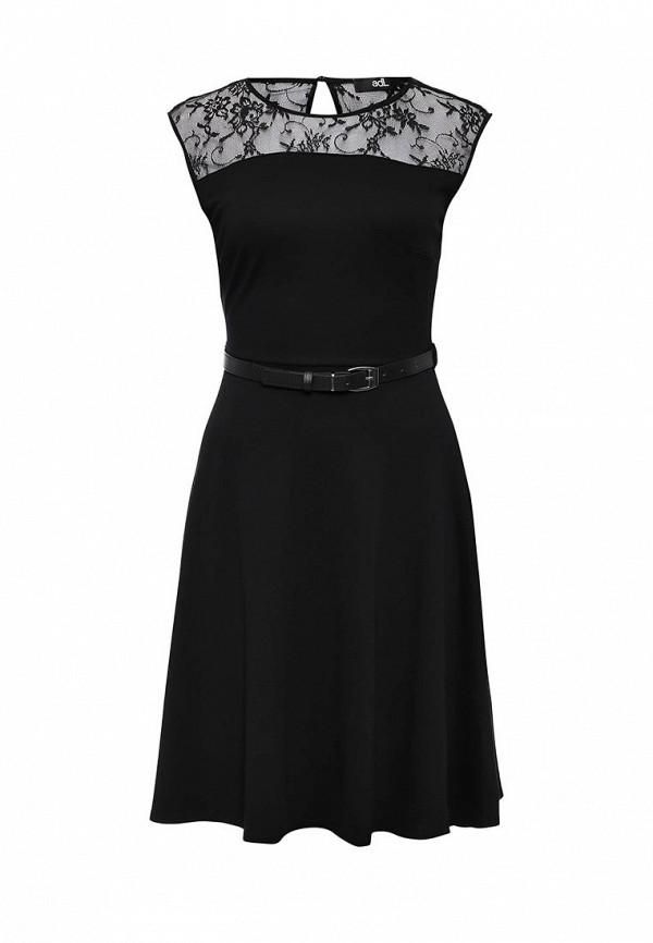 Платье-миди adL 124W9909000