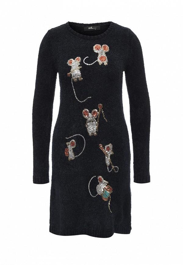 Вязаное платье adL 124W9988000: изображение 1