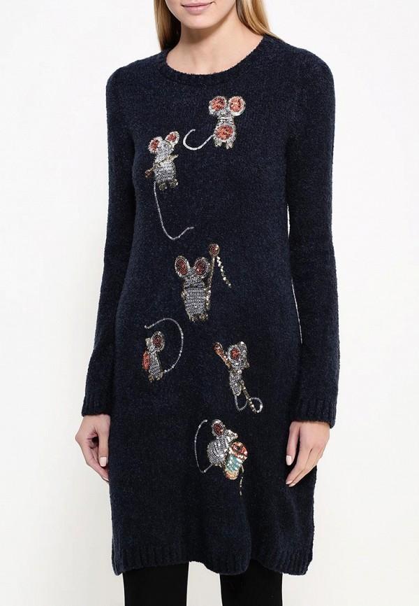 Вязаное платье adL 124W9988000: изображение 3