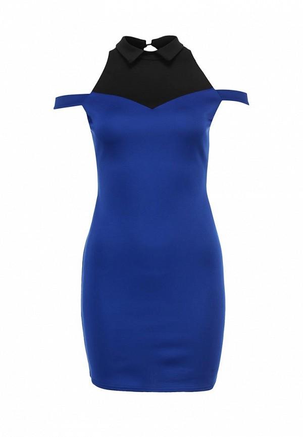Платье-мини Ad Lib (Ад Либ) GCB 1667: изображение 1