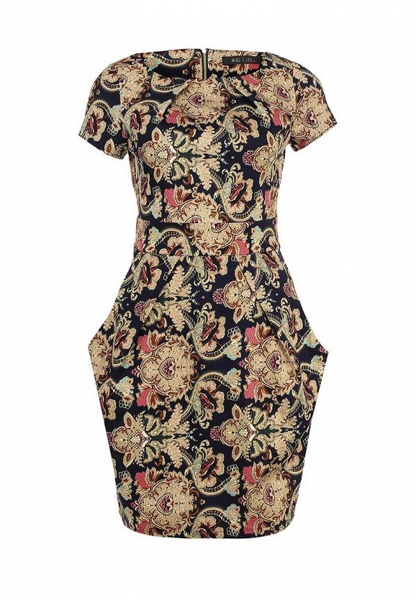 Платье-миди Ad Lib (Ад Либ) GCD0621: изображение 1