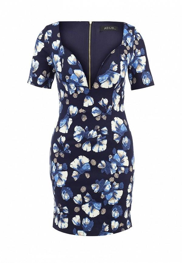 Платье-мини Ad Lib (Ад Либ) GCD 0635: изображение 1