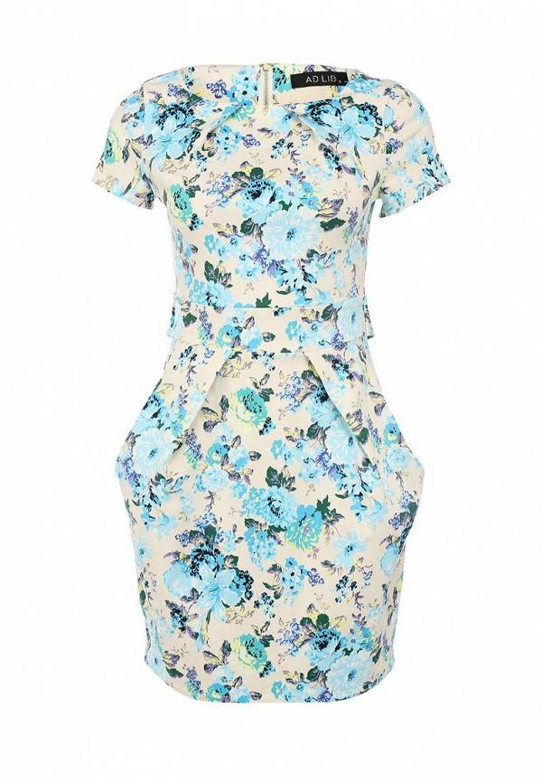 Платье-мини Ad Lib (Ад Либ) GCD 8057: изображение 1