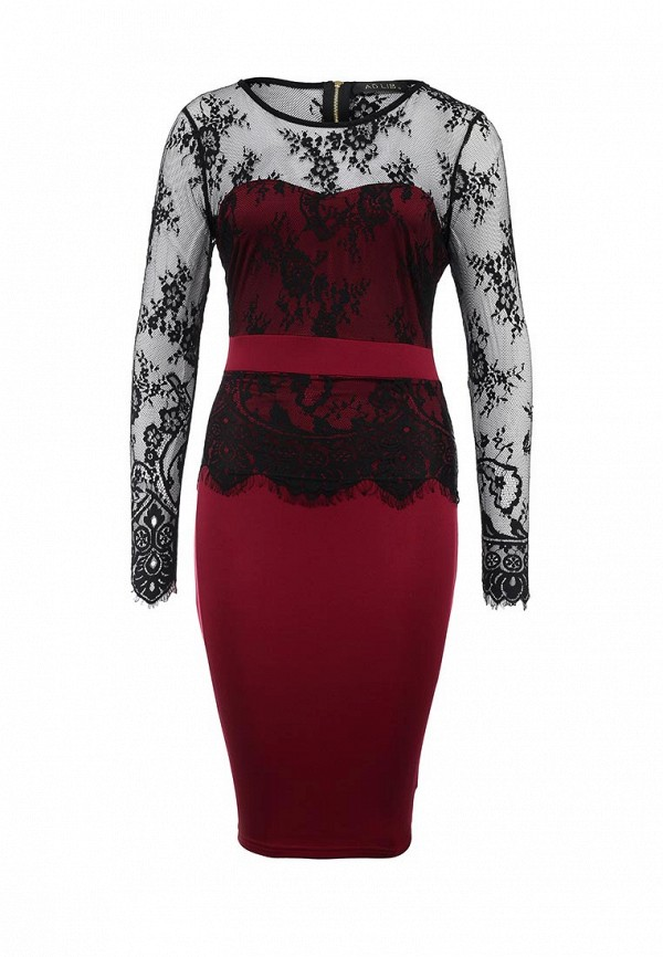 Платье-миди Ad Lib (Ад Либ) GCD 1657: изображение 1