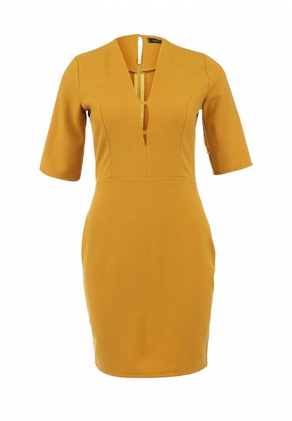 Платье-миди Ad Lib (Ад Либ) GCD 1795: изображение 1