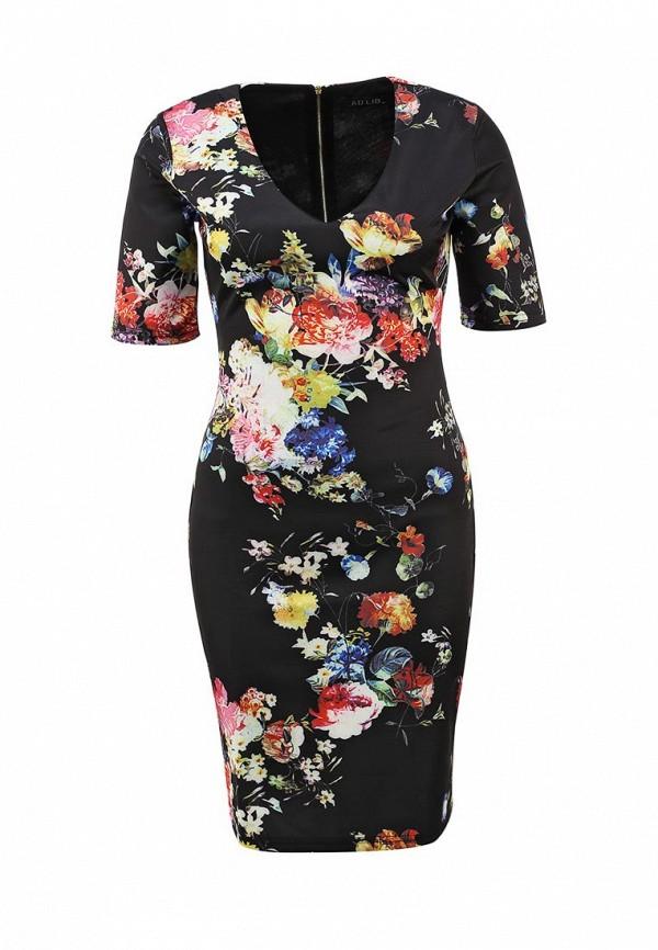 Платье-миди Ad Lib (Ад Либ) GCD  1838: изображение 5