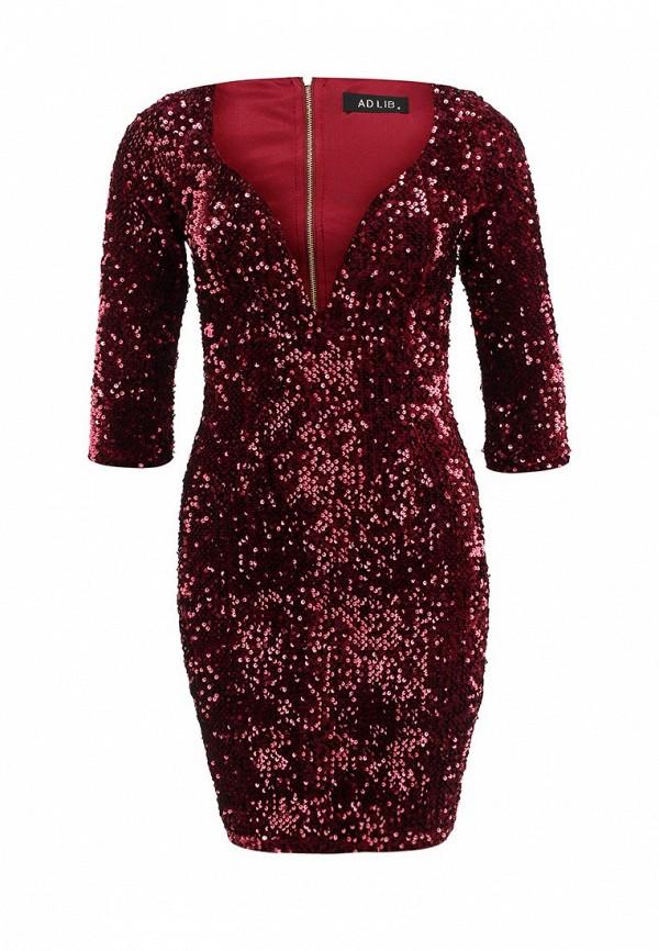 Платье Ad Lib Ad Lib AD014EWGVM30 ad lib gcb 2402