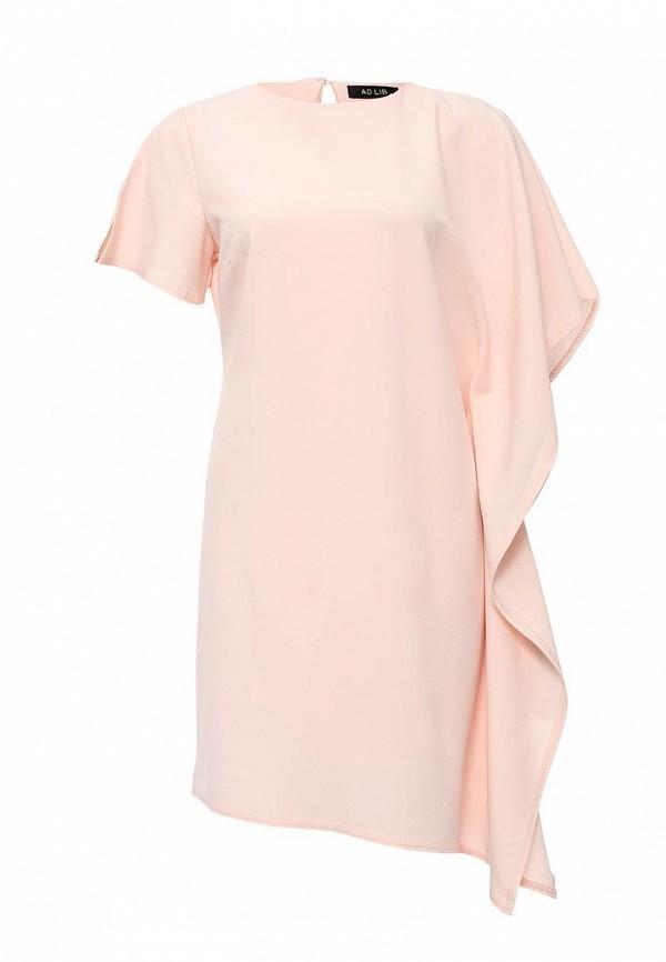 Платье-миди Ad Lib (Ад Либ) GCD 1876: изображение 1