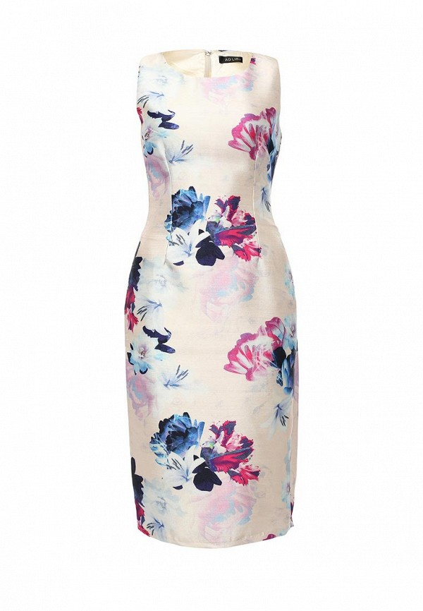 Платье-миди Ad Lib (Ад Либ) GCD 008: изображение 1