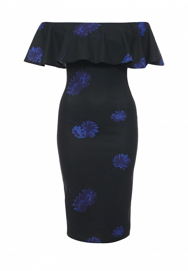 Летнее платье Ad Lib (Ад Либ) GCD 1907 PRINT: изображение 1