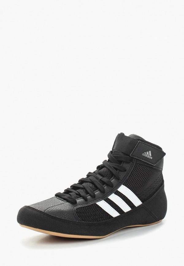Купить Борцовки adidas Combat, adidas Combat AD015AUBEAA6, черный, Осень-зима 2018/2019
