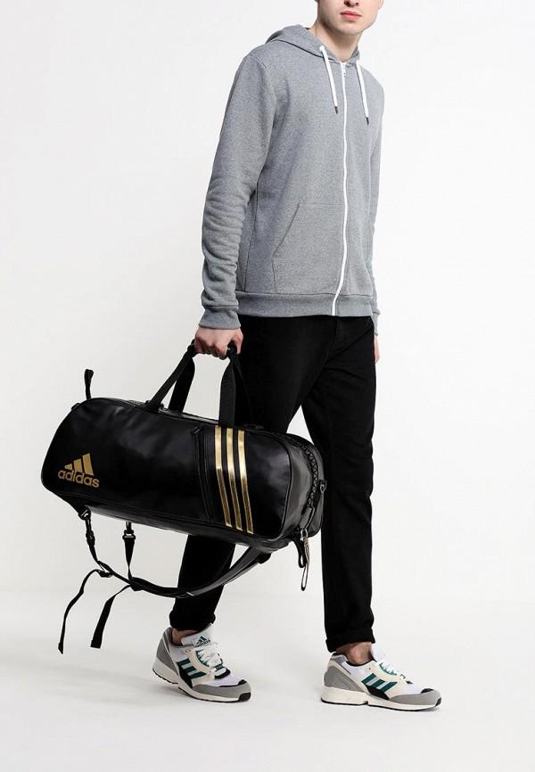 Спортивная сумка Adidas Combat (Адидас Комбат) adiACC051BU-M: изображение 5