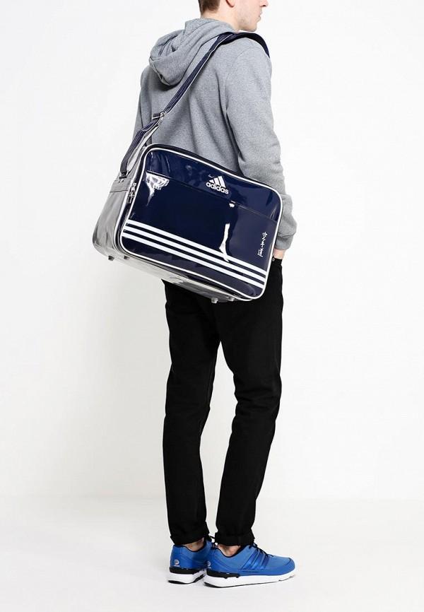 Спортивная сумка Adidas Combat (Адидас Комбат) adiACC110CS2L-K: изображение 4
