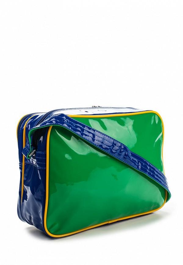 Спортивная сумка Adidas Combat (Адидас Комбат) adiACC110CS2S-K: изображение 2