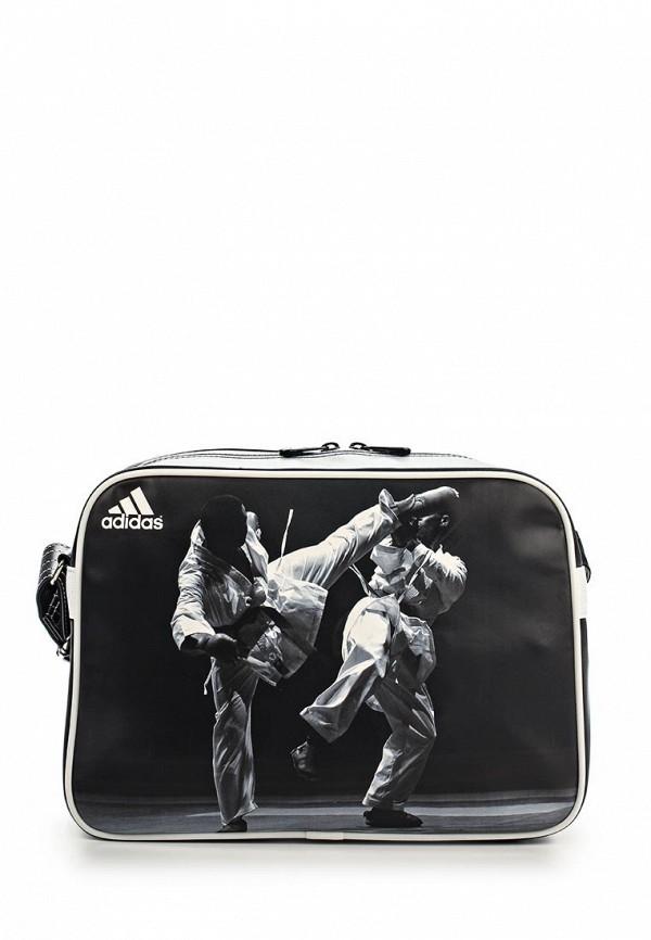 Спортивная сумка Adidas Combat (Адидас Комбат) adiACC111CS-K-S: изображение 1