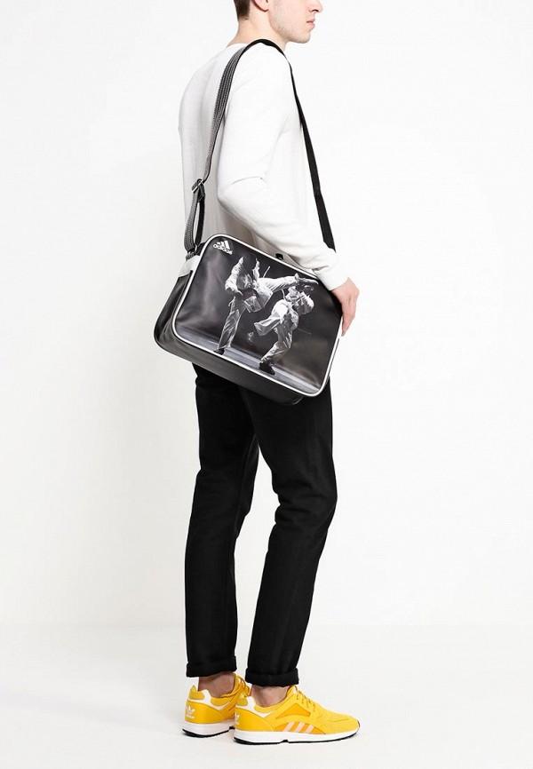 Спортивная сумка Adidas Combat (Адидас Комбат) adiACC111CS-K-S: изображение 4